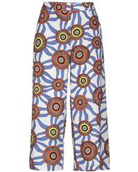 Maliparmi 3/4-length Short - Blue