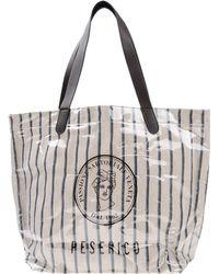 Peserico Handbag - Natural