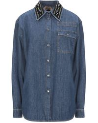 N°21 - Denim Shirt - Lyst