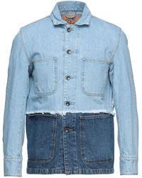 PRPS Denim Outerwear - Blue