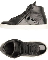 Mr. Hare High-tops & Trainers - Black