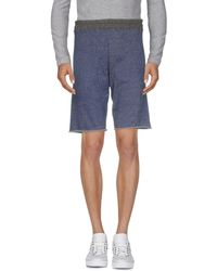 Obvious Basic - Bermuda Shorts - Lyst