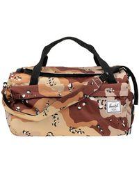 Herschel Supply Co. Travel Duffel Bags - Natural