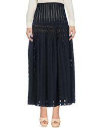 Alaïa - 3/4 Length Skirts - Lyst