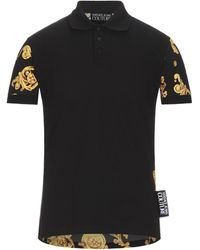 Versace Jeans Couture Polo Shirt - Black