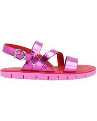 A.Testoni Sandals - Multicolor