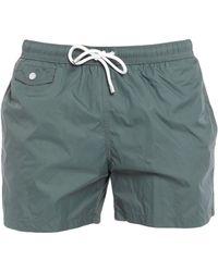 Hartford Swimming Trunks - Green