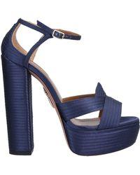Aquazzura Sandales - Bleu
