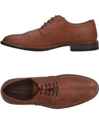 Ben Sherman Lace-up Shoe - Brown