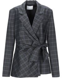 Tibi Suit Jacket - Black