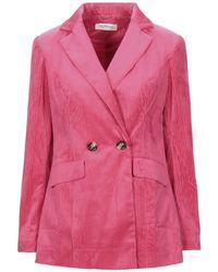 Glamorous Suit Jacket - Pink