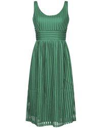 Naf Naf Knee-length Dress - Green