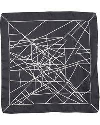 BOSS Black - Square Scarves - Lyst