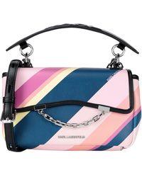 Karl Lagerfeld Handbag - Pink