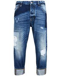 Armani Jeans Capri jeans - Blu