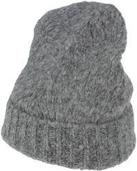 Roberto Collina Hat - Gray