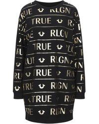 True Religion Short Dress - Black