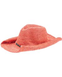 Florabella Hat - Orange