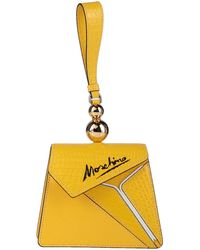 Moschino Handbag - Yellow