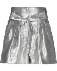 IRO Shorts - Metallic