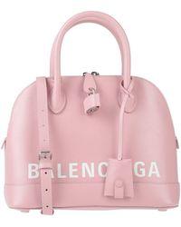 Balenciaga Borsa a mano - Rosa