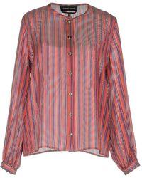 Vanessa Seward Shirt - Pink