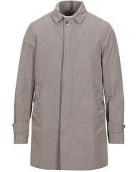 Camplin Overcoat - Grey