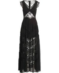 EUREKA by BABYLON Long Dress - Black