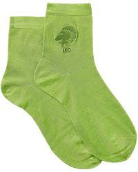 Maria La Rosa Socks & Hosiery - Green