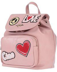 Love Moschino Rucksäcke & Bauchtaschen - Pink
