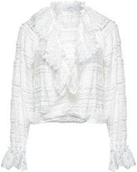 Soallure Blusa - Bianco