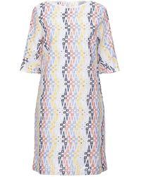 LFDL Robe courte - Blanc