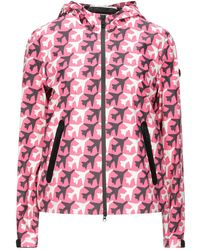 Ai Riders On The Storm Jacke - Pink