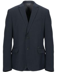 Guess Suit Jacket - Blue