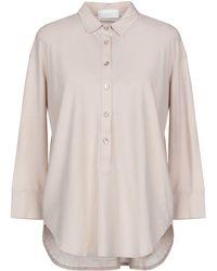 Zanone Polo Shirt - Natural