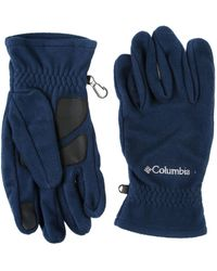 Columbia Gants - Bleu