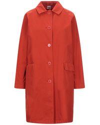 Aspesi Coat - Red