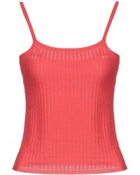 DSquared² Top - Rouge