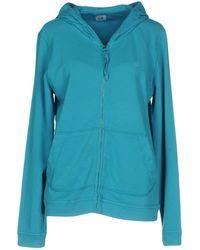 C P Company Sweatshirts - Blue