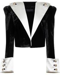 Balmain Suit Jacket - Black