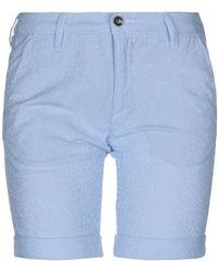 South Beach Bermuda Shorts - Blue