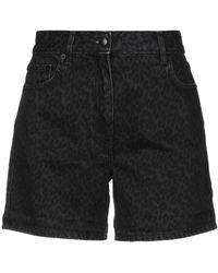 McQ Denim Shorts - Black