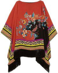 Etro Capes & Ponchos - Multicolour