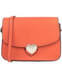 MY TWIN Twinset Cross-body Bag - Orange