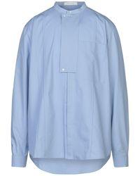 Cedric Charlier Shirt - Blue