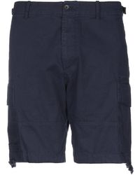 Lanvin Shorts e bermuda - Blu
