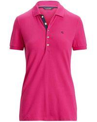 Lauren by Ralph Lauren Polo Shirt - Multicolor