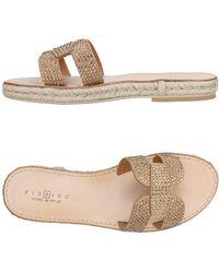 Fiorina Sandals - Natural
