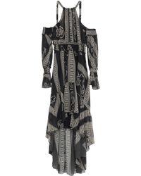 Versace - Robe aux genoux - Lyst