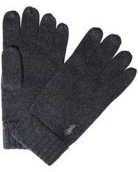 Polo Ralph Lauren Gloves - Grey